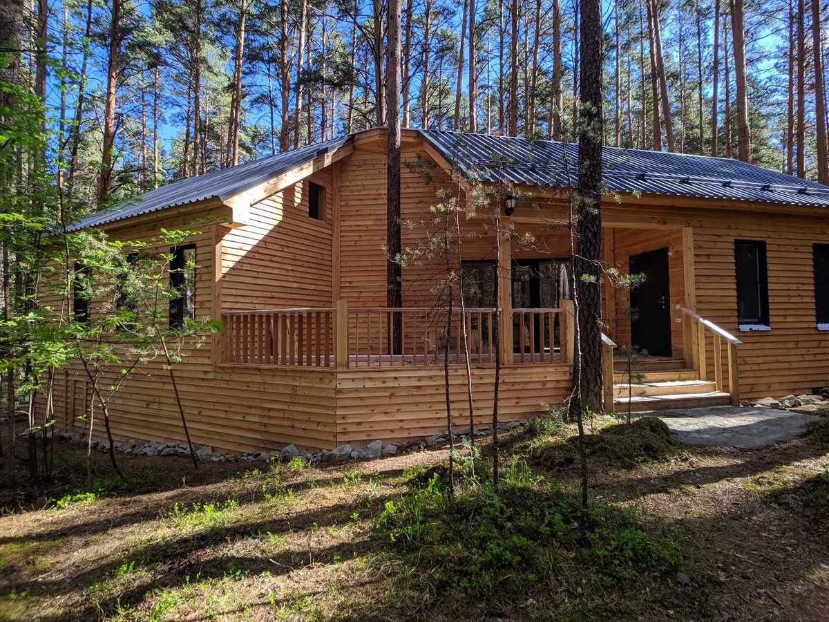 Дом Норвежский  №2