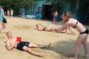 Игры на пляже взрослые