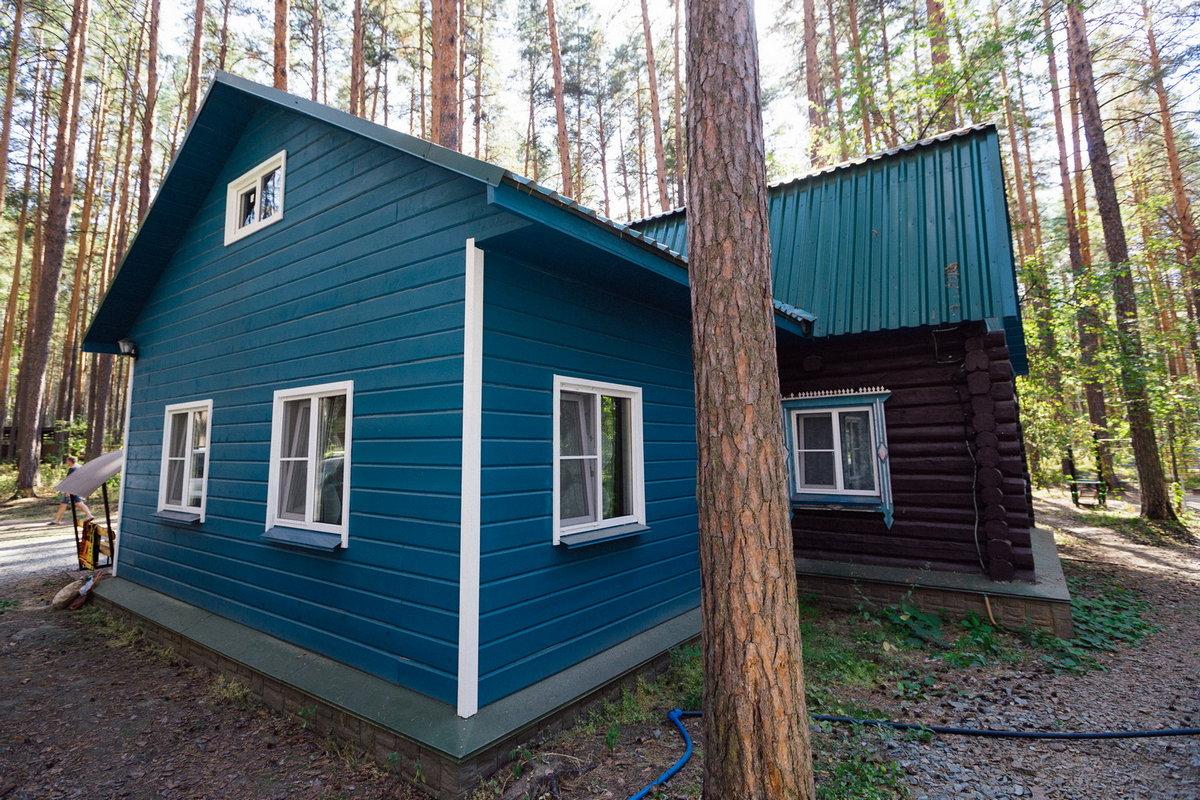 Дом лесника №3